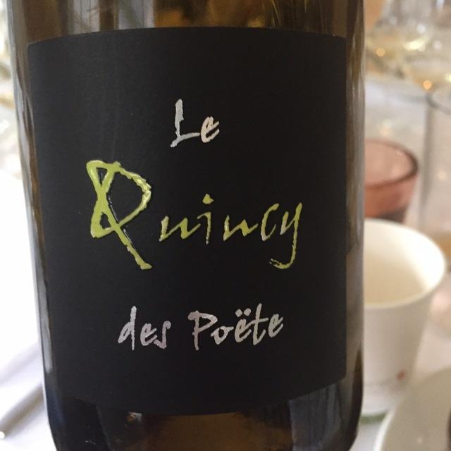Le Quincy des Pöete Sauvignon Blanc 2013