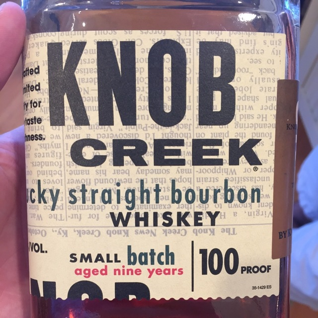 9 Year Small Batch Kentucky Straight Bourbon Whiskey NV