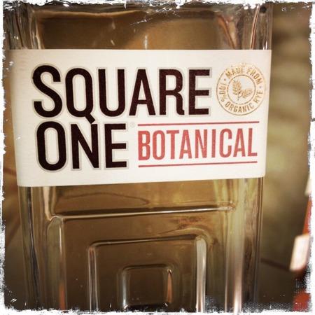 Square One Botanical Rye NV