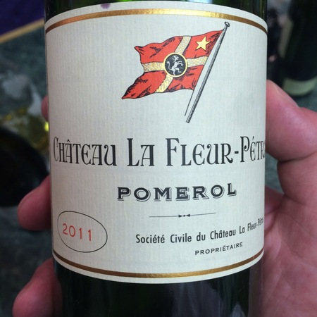 Château La Fleur-Pétrus Pomerol Red Bordeaux Blend 2011
