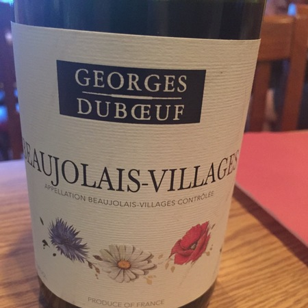 Georges Dubœuf Beaujolais-Villages Gamay
