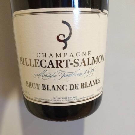 Billecart-Salmon Blanc de Blancs Brut Champagne Chardonnay