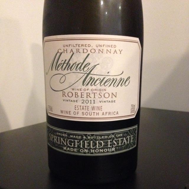 Methode Ancienne Chardonnay 2011