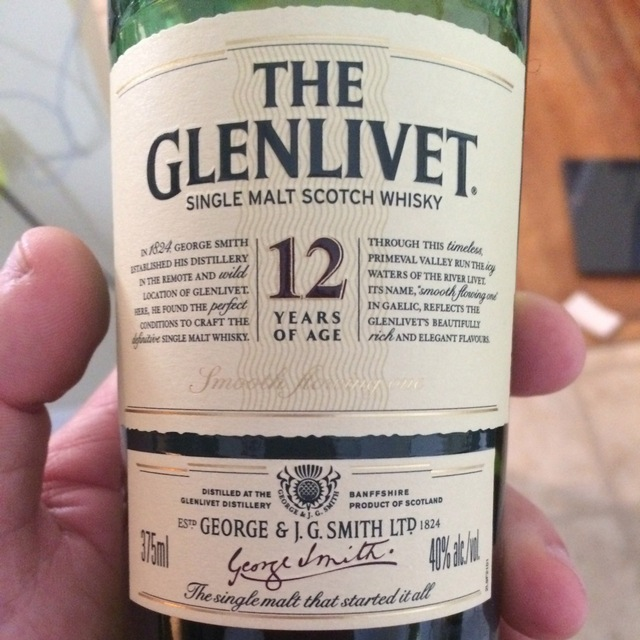 12 Years of Age Single Malt Scotch Whisky NV