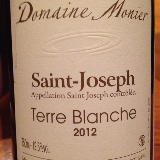 Terre Blanche St. Joseph Syrah 2014