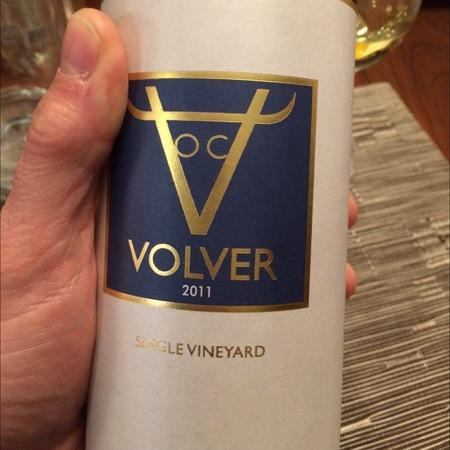 Bodegas Volver Single Vineyard Tempranillo 2014