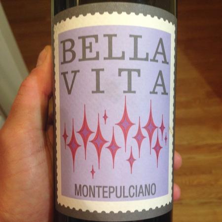 Bella Vita (Cantine Danese) Montepulciano d'Abruzzo  2015