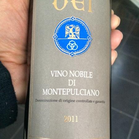Cantine Dei Vino Nobile di Montepulciano Sangiovese 2013