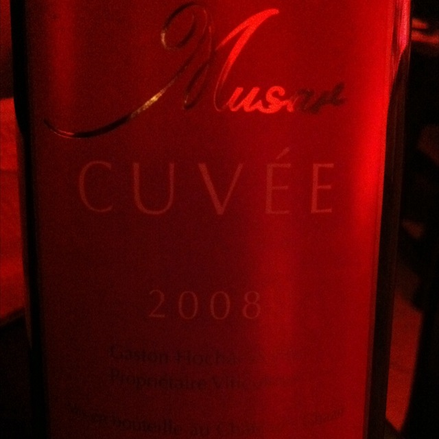 Cuvée Rouge Red Blend 2009