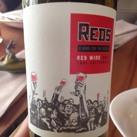 Tierra Divina Vineyards REDS A Wine for the People  Red Blend 2013