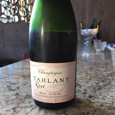 Tarlant Zéro Brut Nature Champagne Rosé NV