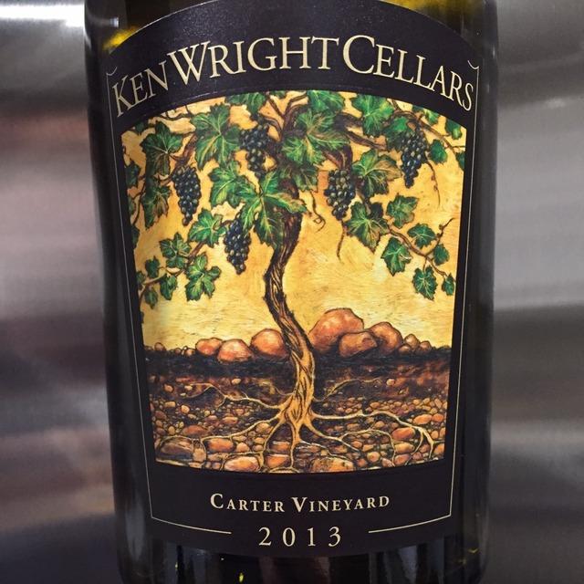 Carter Vineyard Pinot Noir 2013
