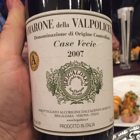 Brigaldara Case Vecie Amarone della Valpolicella Corvina Blend 2011
