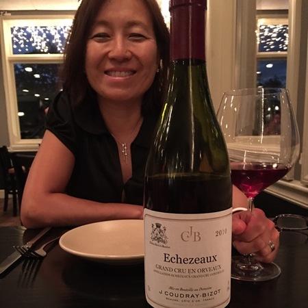 Domaine J. Coudray-Bizot En Orveaux Echezeaux Grand Cru Pinot Noir 2010