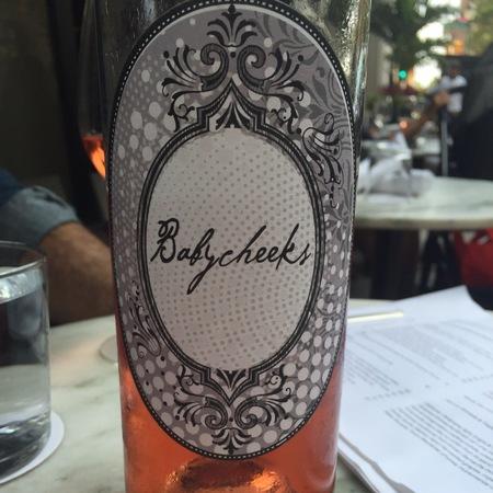 Day Wines Babycheeks Rosé Côt Tannat 2015