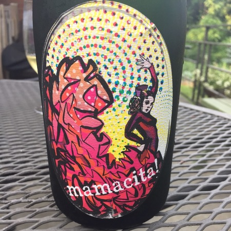 Day Wines Mamacita Mae's Vineyard Sparkling Malvasia 2016