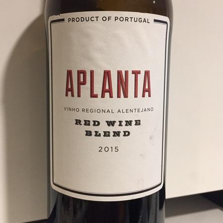 Aplanta Alentejano Red Blend  2016