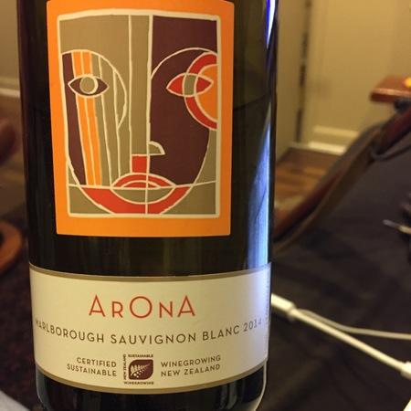 Arona Marlborough Sauvignon Blanc 2016