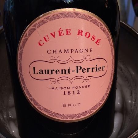 Laurent-Perrier Cuvée Rosé Brut Champagne Pinot Noir NV