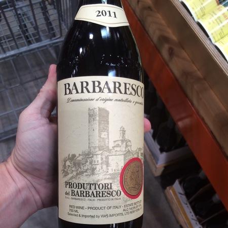 Produttori del Barbaresco Barbaresco Nebbiolo 2011