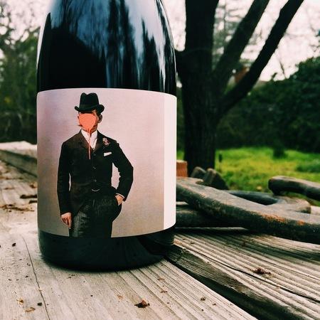 Cruse Wine Co. Charles Heintz Vineyard Syrah 2015