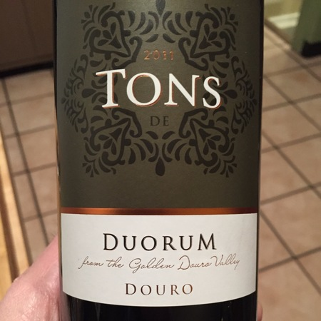 Duorum Tons de Duorum Douro Red Blend  2014