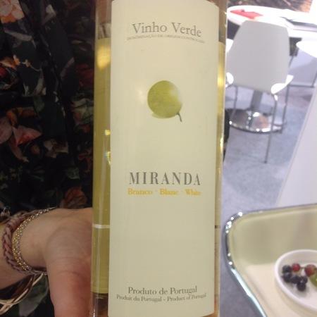 Miranda Vinho Verde White Blend NV