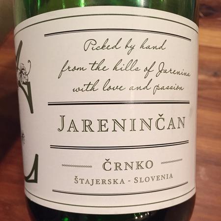 Črnko Jareninčan Chardonnay Blend 2016 (1000ml)