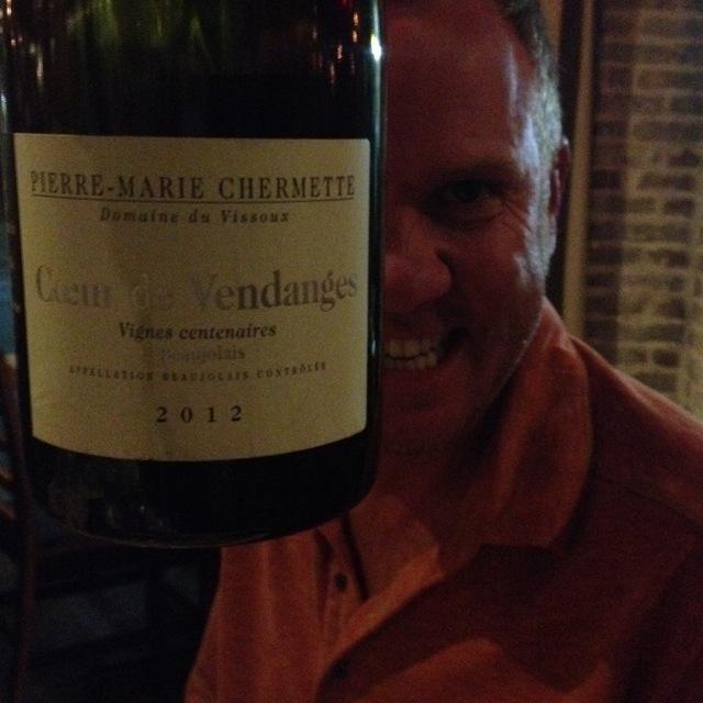 Cuvée Coeur de Vendanges Vignes Centenaires Beaujolais 2014
