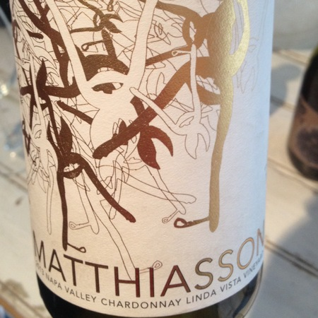 Matthiasson Linda Vista Vineyard Chardonnay 2016