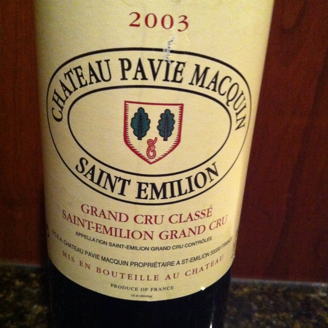 Saint-Émilion Red Bordeaux Blend NV