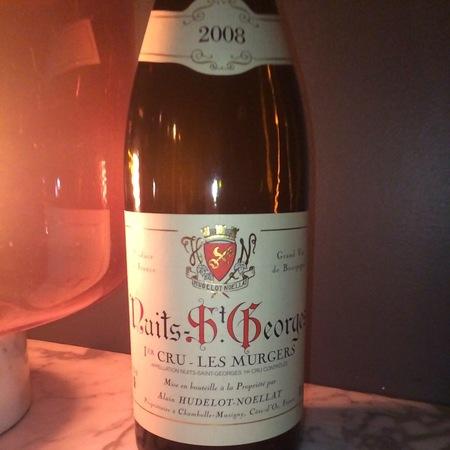 Alain Hudelot-Noellat Les Murgers Nuits-St. Georges 1er Cru Pinot Noir 2008