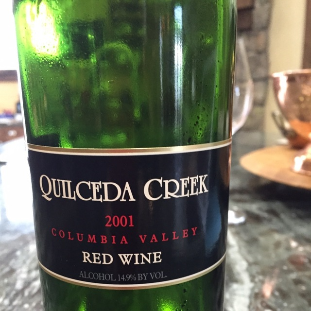 Columbia Valley Red Bordeaux Blend 2012