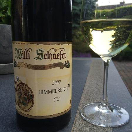Willi Schaefer Graacher Himmelreich GG Riesling 2009 (1500ml)