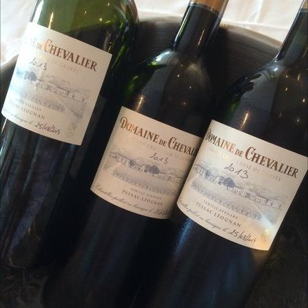 Domaine de Chevalier Pessac-Léognan White Bordeaux Blend 2013
