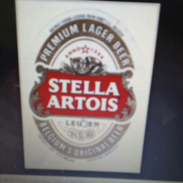 Premium Lager Beer NV