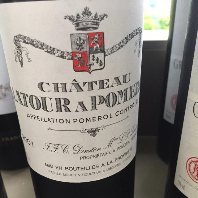 Pomerol Red Bordeaux Blend 2001