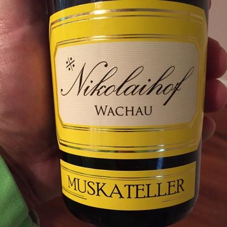 Nikolaihof Gelber Muskateller 2016
