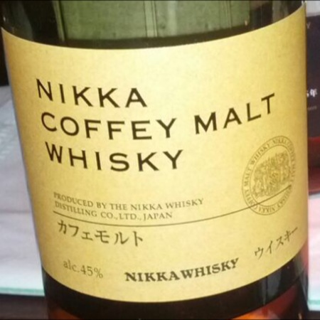 Nikka Whisky Distilling Company Coffey Malt Whisky NV
