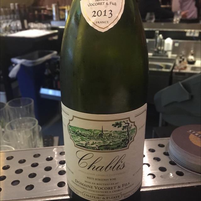 Chablis Chardonnay 2013 (375ml)