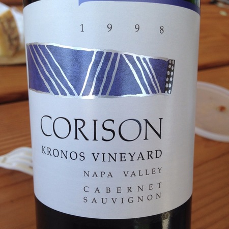 Corison Kronos Vineyard Cabernet Sauvignon 2013