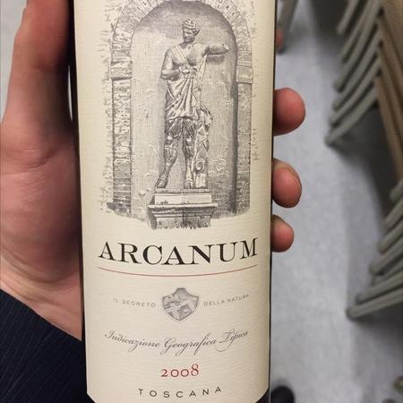 Arcanum Toscana Cabernet Franc Blend NV