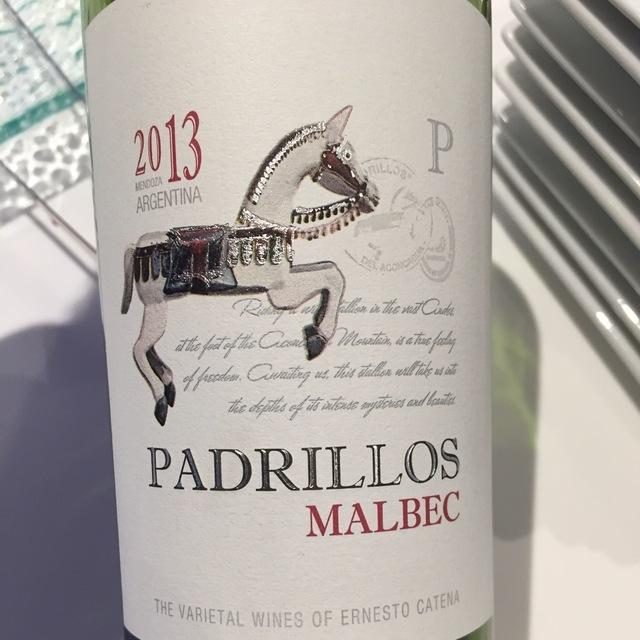 Padrillos Mendoza Malbec 2014