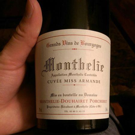 Monthélie-Douhairet Porcheret Cuvée Miss Armande Monthelie Pinot Noir 2006 (1500ml)