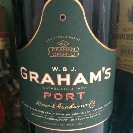 W. & J. Graham's Port 2011 (375ml)