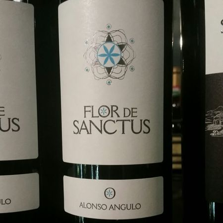 Alonso Angulo Flor de Sanctus Tempranillo  2012