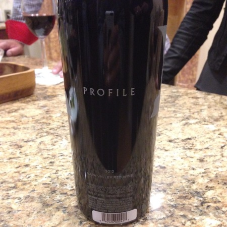 Merryvale Profile Napa Valley Red Blend 2014