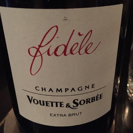 Vouette et Sorbée Fidele Extra Brut Champagne  2008 (1500ml)