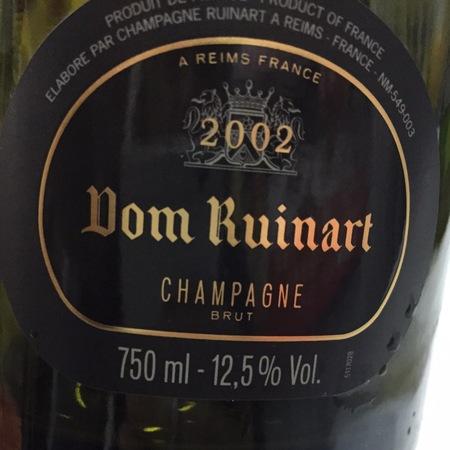 Ruinart Dom Ruinart Brut Champagne Blend 2006