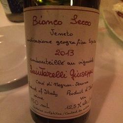 Bianco Secco Veneto IGT White Blend